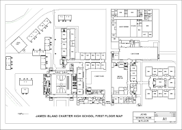Ft Campbell Map Maps James Island Charter High