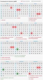 Calendario 2018 Argentina Ministerio Interior Cómo Es El Calendario De Feriados Para 2016 18 11 2015 La Nacion