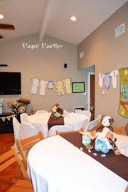 Monkey Decorations For Baby Room 17 Best Monkey Baby Shower Images On Pinterest Shower