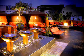 furniture awesome ideas about rooftop patio bar lighting