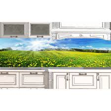 kitchen backsplash wallpaper ideas kitchen backsplash field dandelions 50 desing ideas for kitchen