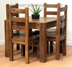 Small Black Dining Table And 4 Chairs Charming 4 Chair Dining Table Set New Classic And With Chairs