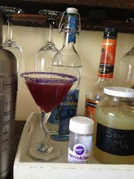 martini drink bottle delightfully delicious huckleberry martini lifestyles of a c o w