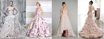 pink wedding dress best pink wedding dresses you your wedding