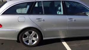 2004 mercedes station wagon silver 2004 mercedes e320 sport wagon walk around