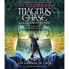 amazon com the hammer of thor magnus chase and the gods of asgard