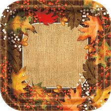 fall plates cups napkins autumn tableware partypro