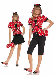 miss mouse teen costume girls costumes kids halloween costumes