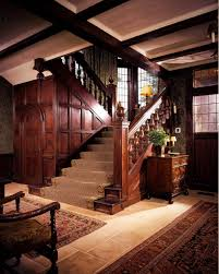 Hookedonhouses by Sagee Manor Foyer And Staircase Hooked On Houses
