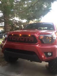 Ford Raptor Headlights - ecg fabrication grill with raptor led lights american retrofit