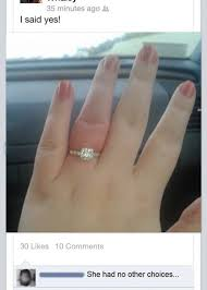 small wedding rings images Failbook small wedding ring funny facebook fails failing on