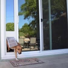 patio pacific thermo panel 3e sliding door dog door u2013 pet pro