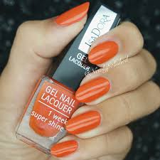 isadora gel nail lacquer a w 2015 part 1 newly polished