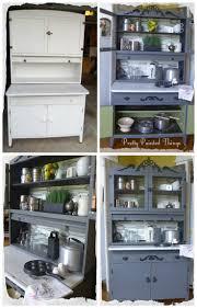8 best hoosier images on pinterest hoosier cabinet painted