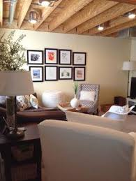 how to paint unfinished basement ceilings basement ceilings