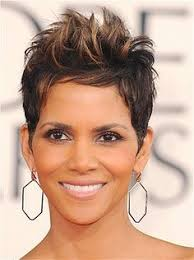 frosted hairstyles for women over 50 jennifer hudson pixie jennifer hudson pixies and short hairstyle