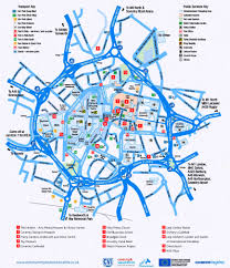 map uk coventry coventry tourist map