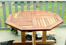 Free Wooden Patio Table Plans by Free Octagon Picnic Table Plans Octagon Picnic Table For Outdoor