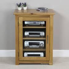 leslie dame media storage cabinet solid oak media storage cabinet with new london hifi unit living and