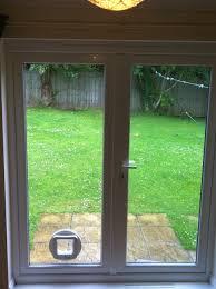 Cat Flap Patio Door Patio Pet Door Power Pet Electronic Door For Sliding Glass
