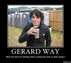Gerard Way Memes - gerard way derpy by ladycerebellum on deviantart