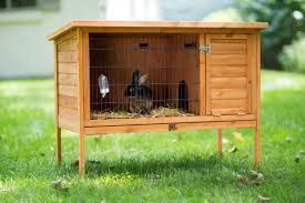 Pet Hutch Prevue Hendryx Rabbit Hutch U0026 Reviews Wayfair