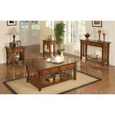 Oak Sofa Table by Zahara 2 Drawer Sofa Table Mission Oak Hayneedle