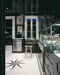 black kitchen decorating ideas dramatic and black decorating ideas hgtv