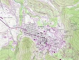 colorado maps perry castañeda map collection ut library