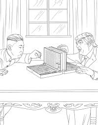 the trump coloring book book by m g anthony official
