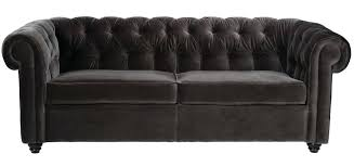 canape chesterfield velours canape chesterfield convertible 2 places canape convertible canape