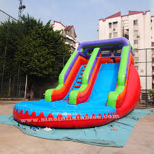 inflatable backyard water slide inflatable backyard water slide