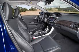 Honda Accord 2003 Interior First Drive 2017 Honda Accord Hybrid Is Low Fat With Most Of The