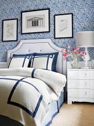 Navy White Bedroom Design Photo Page Hgtv