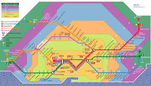 Barcelona Metro Map by Renfe Tourism In Barcelona