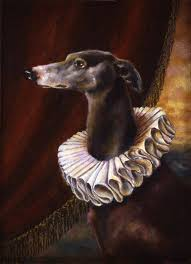 323 best art images on pinterest painting dog art and greyhound art