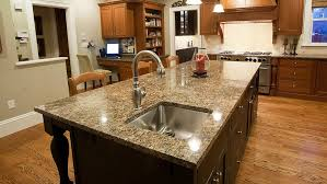 kitchen islands with sink waterfall kitchen island inspiration kitchen counter island in