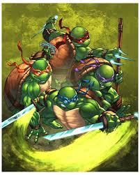 61 Tmnt Images Teenage Mutant Ninja Turtles