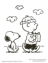 charlie brown coloring pages fablesfromthefriends com