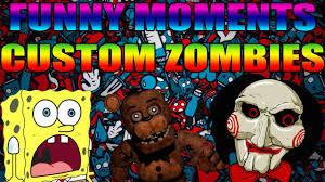 spongebob halloween background marksman funny custom zombie moments fnaf halloween jumpscare