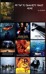 jefimus u0027 top 10 2000 u0027s movies by jefimusprime on deviantart