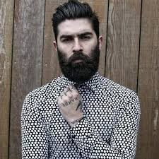 hairstyles that go with beards unique mens cuts with beard mens beards cuts mens hairstyles with