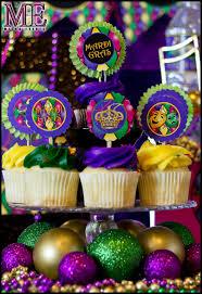 cardsadult mardi gras mardi gras cupcake toppers mardi gras party digital party