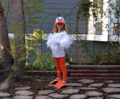duck costume how to make an easy duck costume for a non crafter kristibug