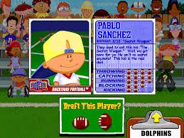 Backyard Basketball 2001 Pablo Sanchez Video Game Character Profile Vizzed