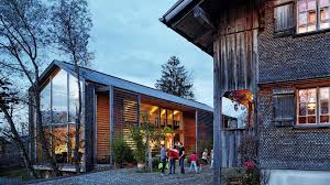 architecture building culture holidays in vorarlberg austria