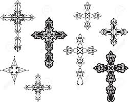 cross tattoos for women google search and things