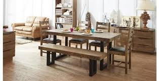 Dfs Dining Tables And Chairs Toronto Fixed Table U0026 Set Of 4 Ladderback Chairs Toronto Dfs