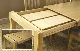 Ideas For Expanding Dining Tables Expanding Dining Table Waterfaucets Pertaining To