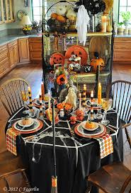 Home Halloween Decorations 382 Best Halloween Tablescapes Images On Pinterest Halloween